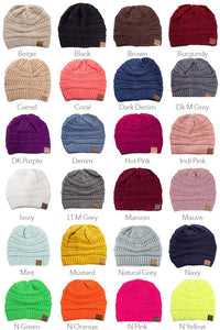 C.C All Season Beanie