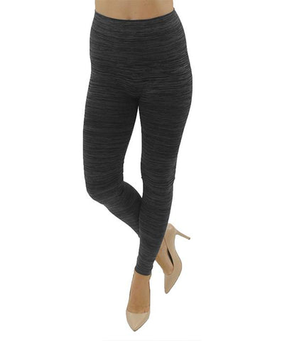 High Waisted Leggings Stripe