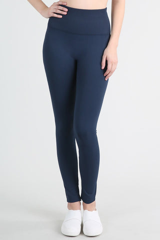 Navy Highwaist Legging