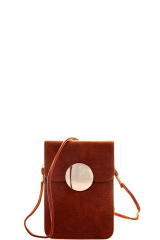 Crossbody Pouch Tan