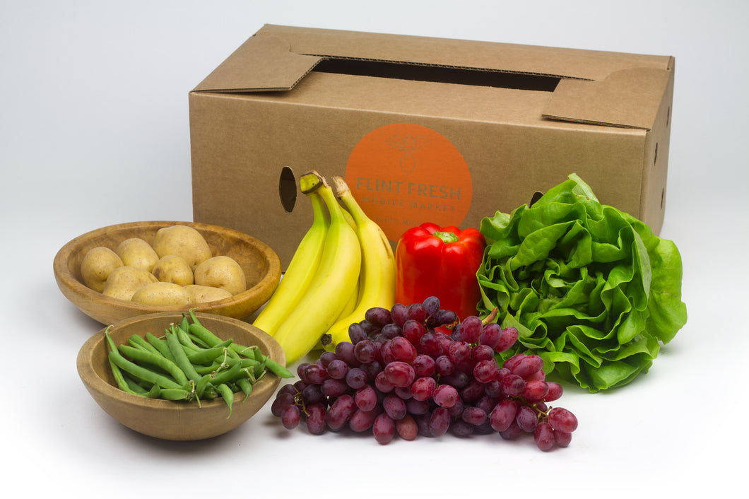 Small A La Carte Box - Pick up or delivery: Wednesday 29th or Thursday 30th