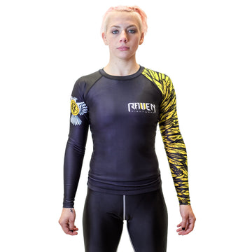 Aerial Assault Yellow (Women's)