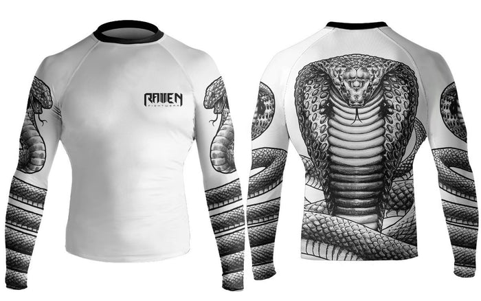 King Cobra White