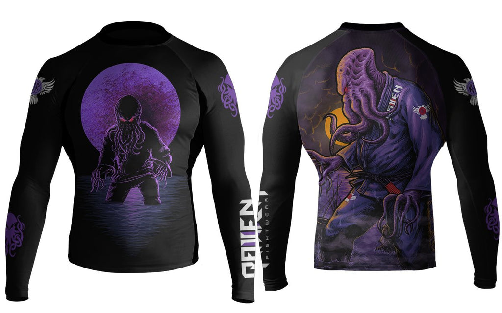 BJJ Horror - Four Pack B (women's)