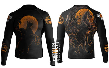 BJJ Horror Headless Horseman (women's)