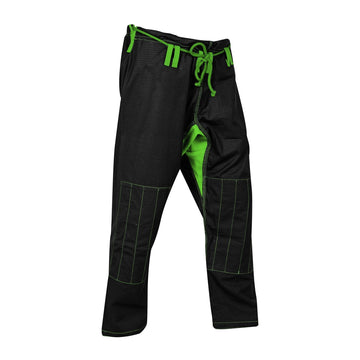 Black and green ripstop pants - Raven Fightwear - US