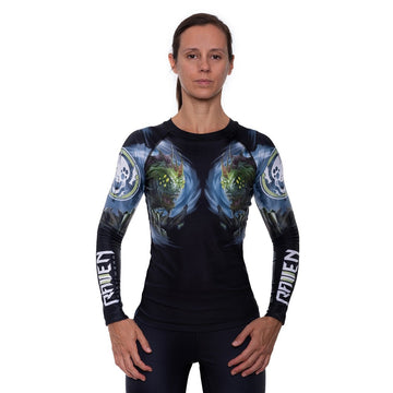 The Great Old Ones - Dagon (women's) - Raven Fightwear - US