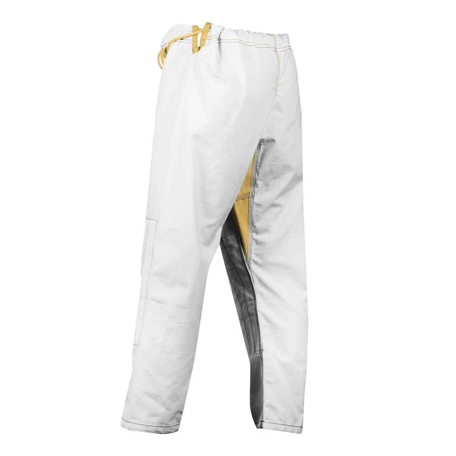White and yellow ripstop pants - Raven Fightwear - US