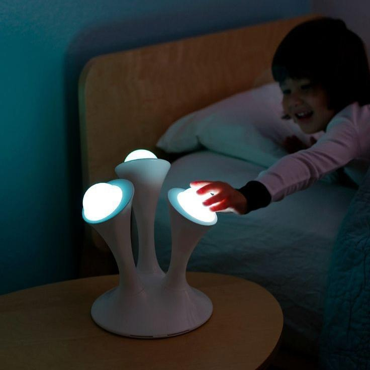 Portable Gumball Interactive Glow Lamp