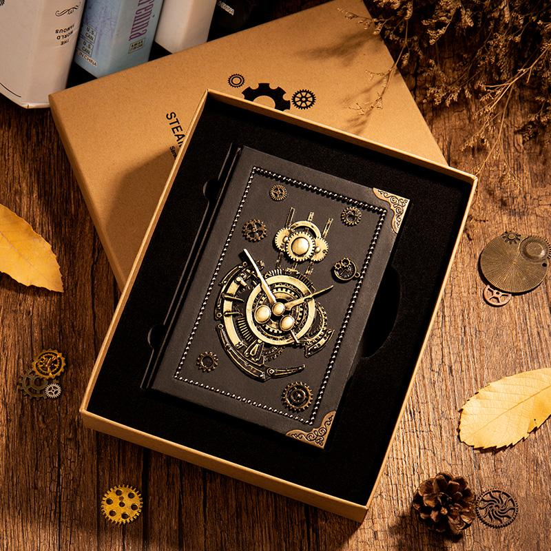 Steampunk Notebooks (Limited Stock)