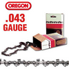 Oregon Semi Chisel 3/8LP .043 50DL-Chain Loops-SES Direct Ltd