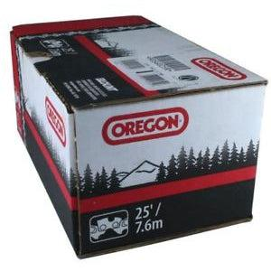 Oregon 90PX 3/8LP .043 Semi Chisel 25ft Roll-Chain Rolls-SES Direct Ltd