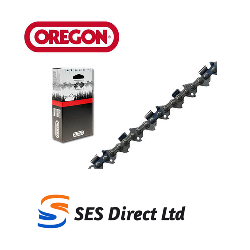 Oregon Semi Chisel 3/8 Pitch .058 72DL-Chain Loops-SES Direct Ltd
