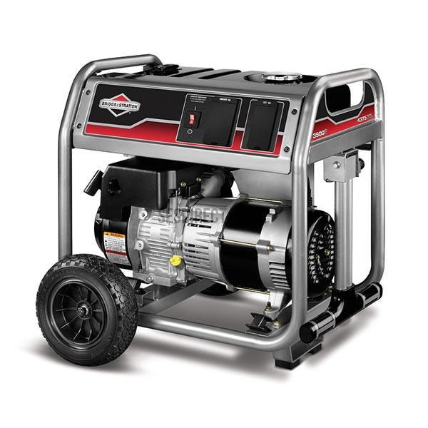 Briggs & Stratton Elite Generator 3500w 205cc-New Equipment-SES Direct Ltd