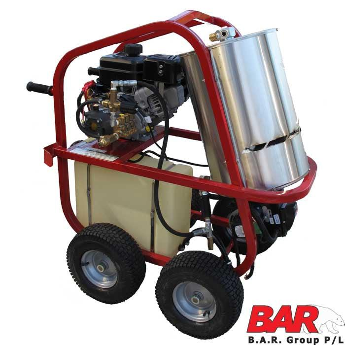 BAR Petrol Engine Driven Hot Water-New Equipment-SES Direct Ltd