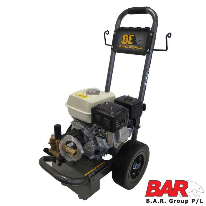 BE Honda Pressure Cleaner 3000psi-New Equipment-SES Direct Ltd