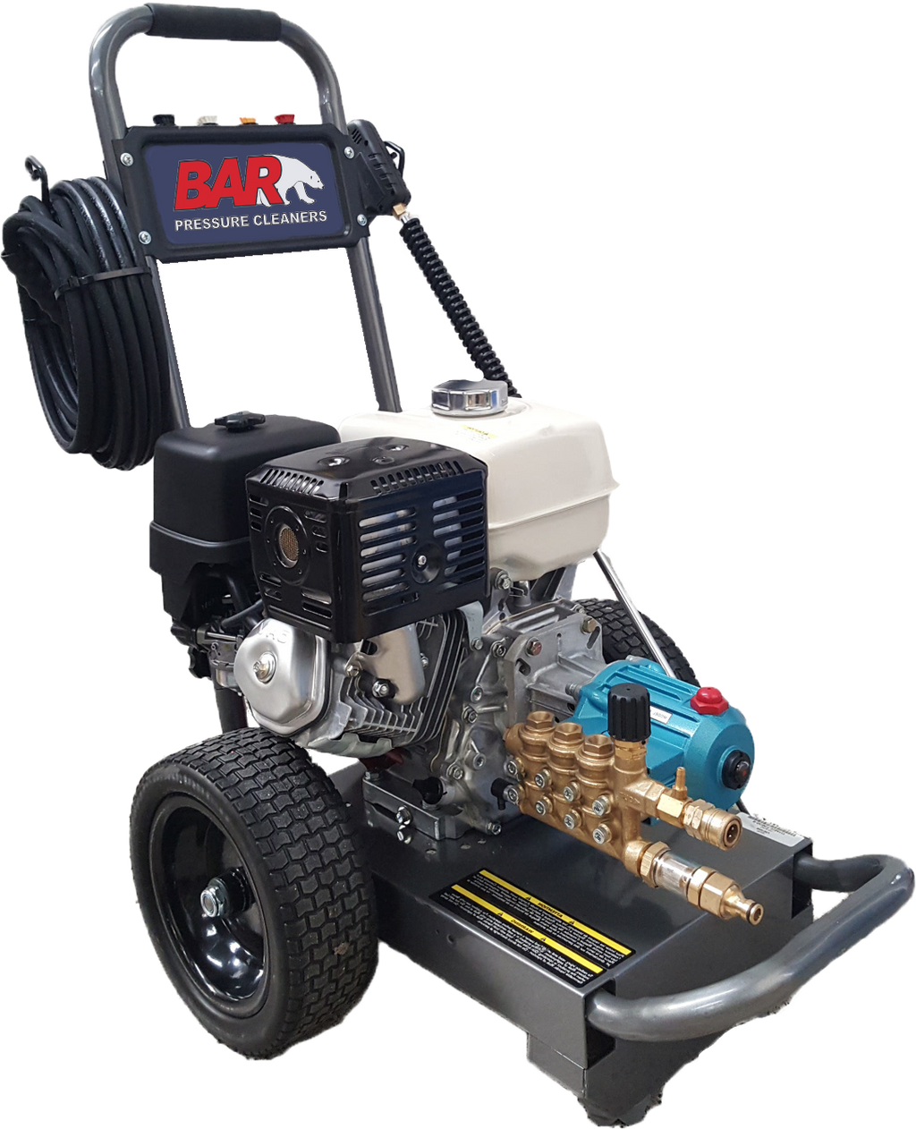 BE Honda Pressure Cleaner 4200 PSI @ 15 Litres per Minute-New Equipment-SES Direct Ltd