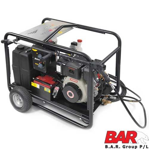 Yanmar Diesel Powered Hot Pressure Cleaner-New Equipment-SES Direct Ltd