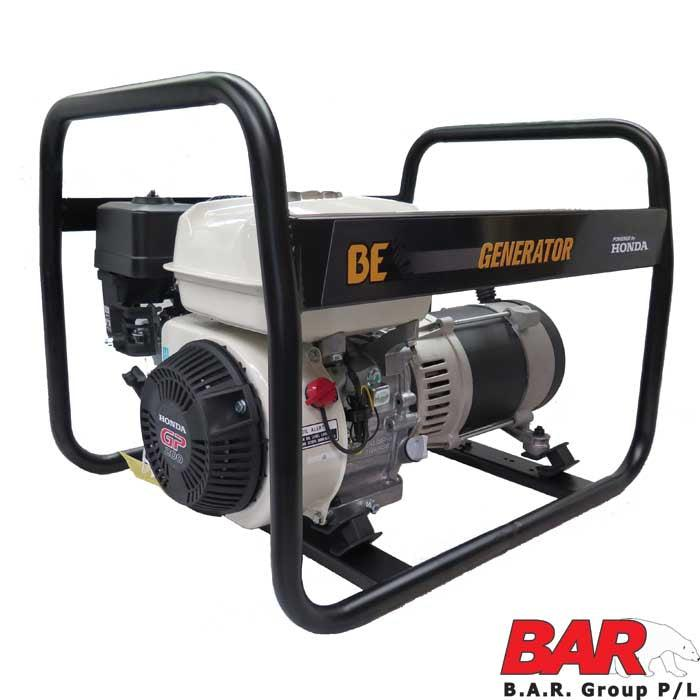 BE Power-Pro Honda Series Generator 8.0kVa-Generator-SES Direct Ltd