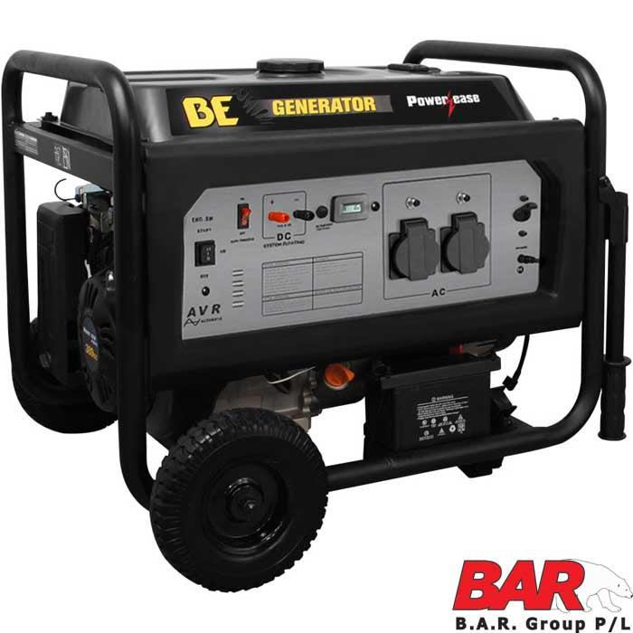 BE Deluxe Series Generator G6800-REL-Generator-SES Direct Ltd