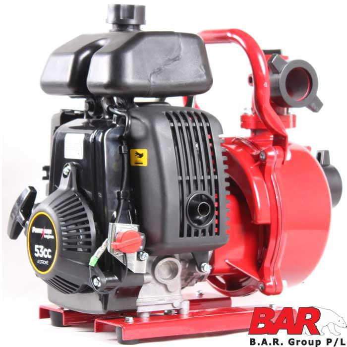 Ultralite Fire Pump - Powerease-Water Pump-SES Direct Ltd