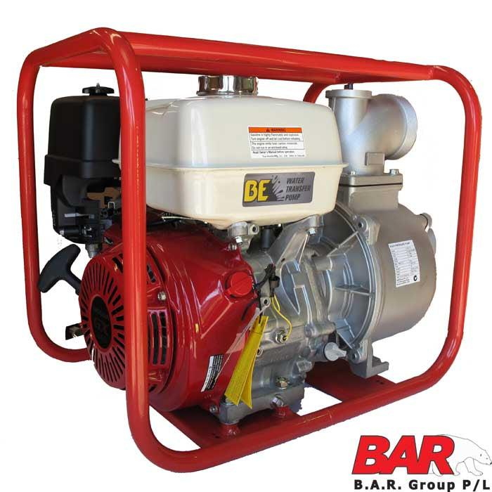 "4"" Honda GX390 Powered Water Transfer Pump-Water Pump-SES Direct Ltd"