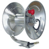 Hose Reel 200 ft- 61M (Stainless Steel)-Hose Reel-SES Direct Ltd