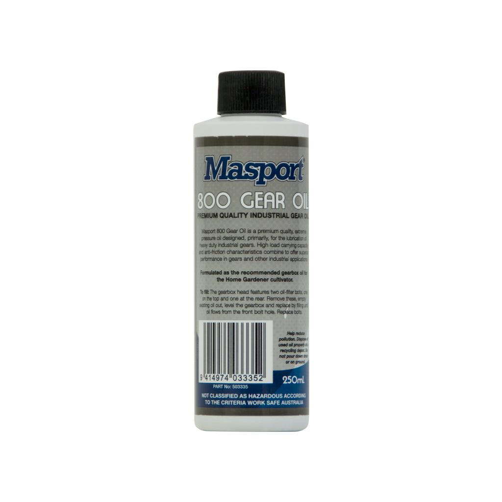 Masport 250ml Gearhead Oil-Oils-SES Direct Ltd