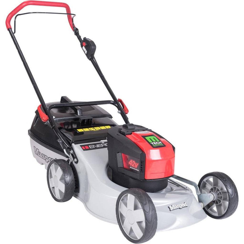 Masport 42V Alloy S18 Lawnmower-Lawnmower-SES Direct Ltd