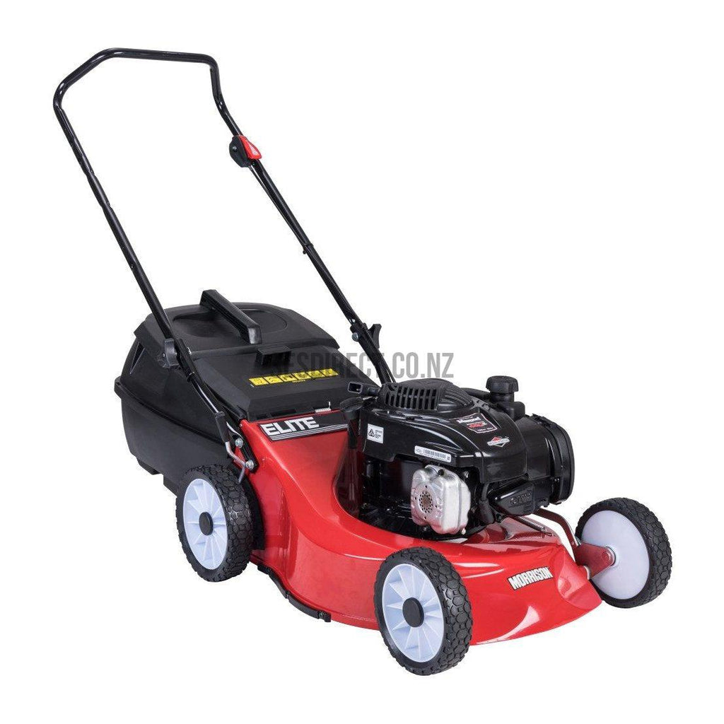 Morrison S18 Elite Briggs & Stratton 140cc 500E-Lawnmower-SES Direct Ltd