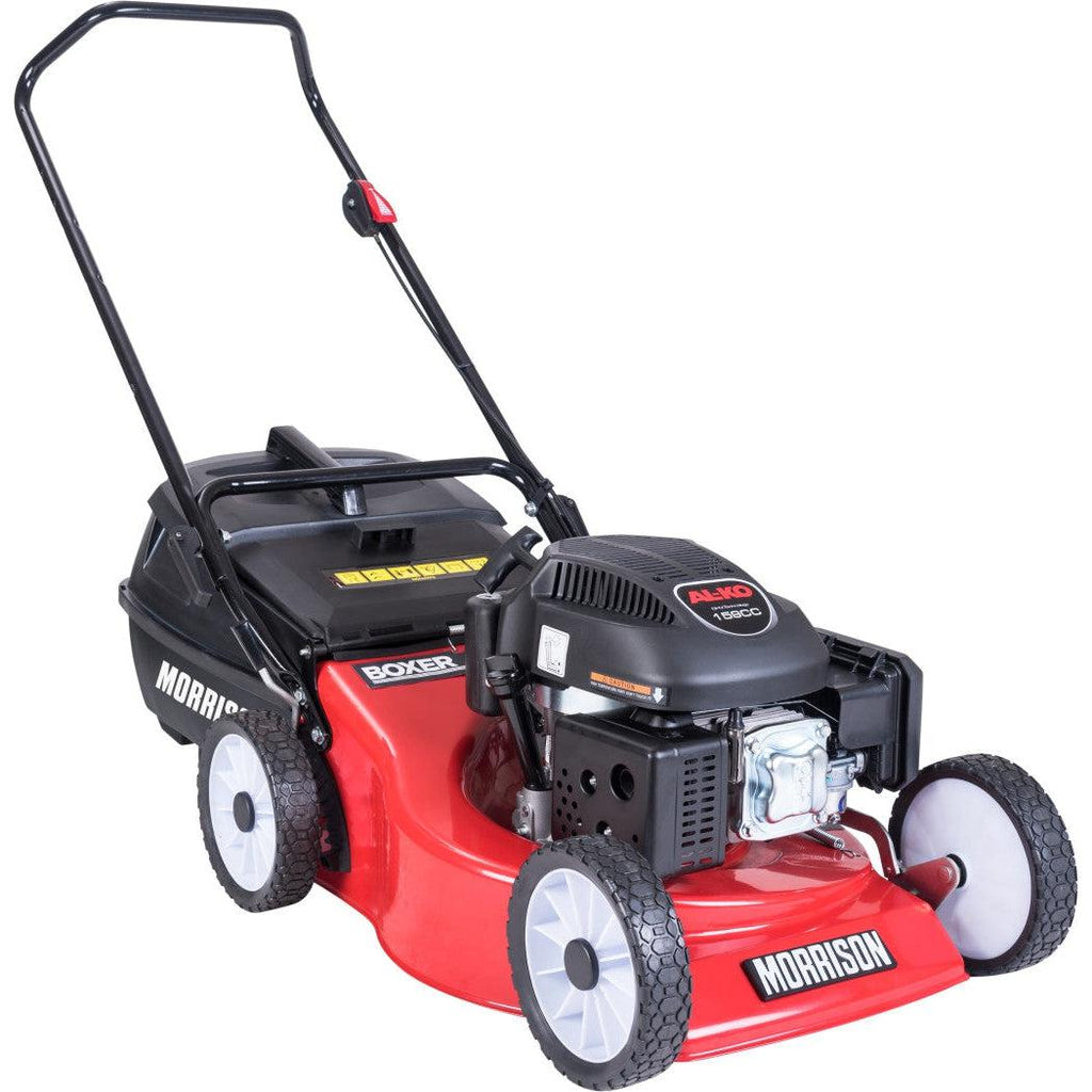 "Morrison Boxer 2'n1 18"" Cut, Catch & Mulch-Lawnmower-SES Direct Ltd"