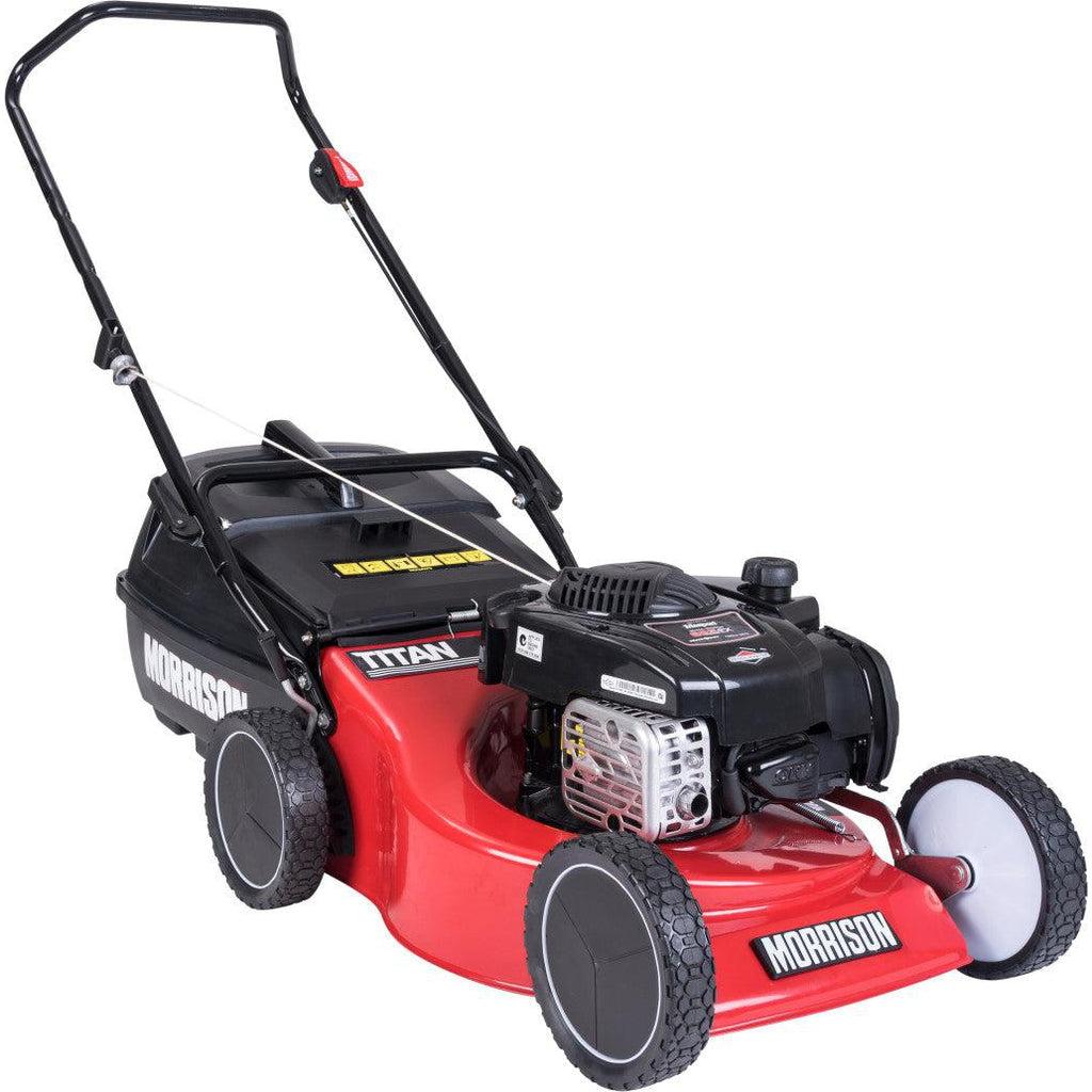 Morrison S18 Titan Lawnmower 625EXi Series-Lawnmower-SES Direct Ltd