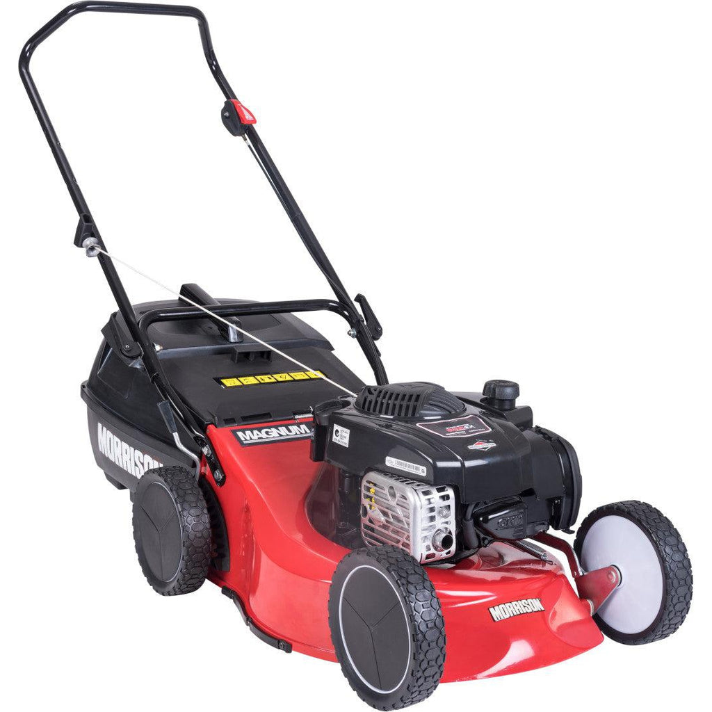 Morrison Magnum S18 Series Briggs & Stratton 625EX 150cc-Lawnmower-SES Direct Ltd