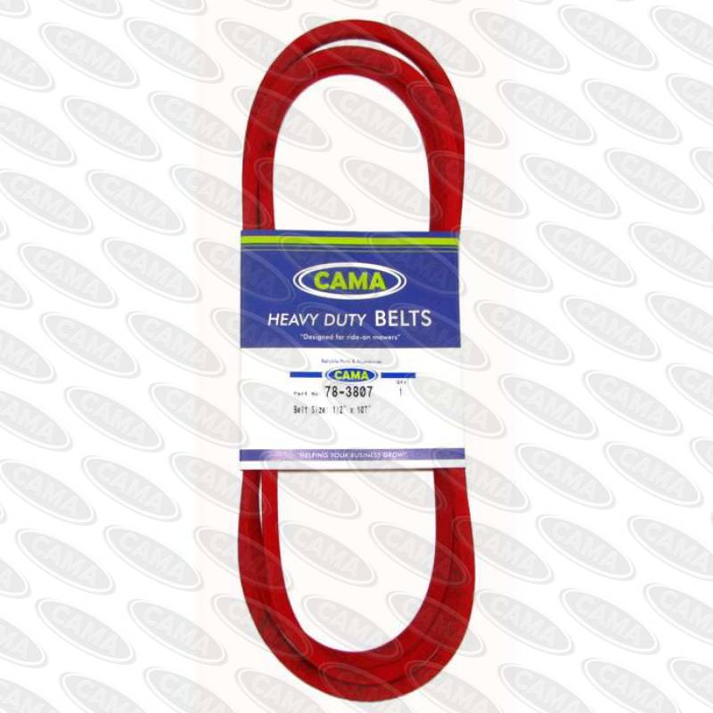 "Vee Belt 1/2"" x 110' M152630, M136297, V26, 68110, A108-Belts-SES Direct Ltd"