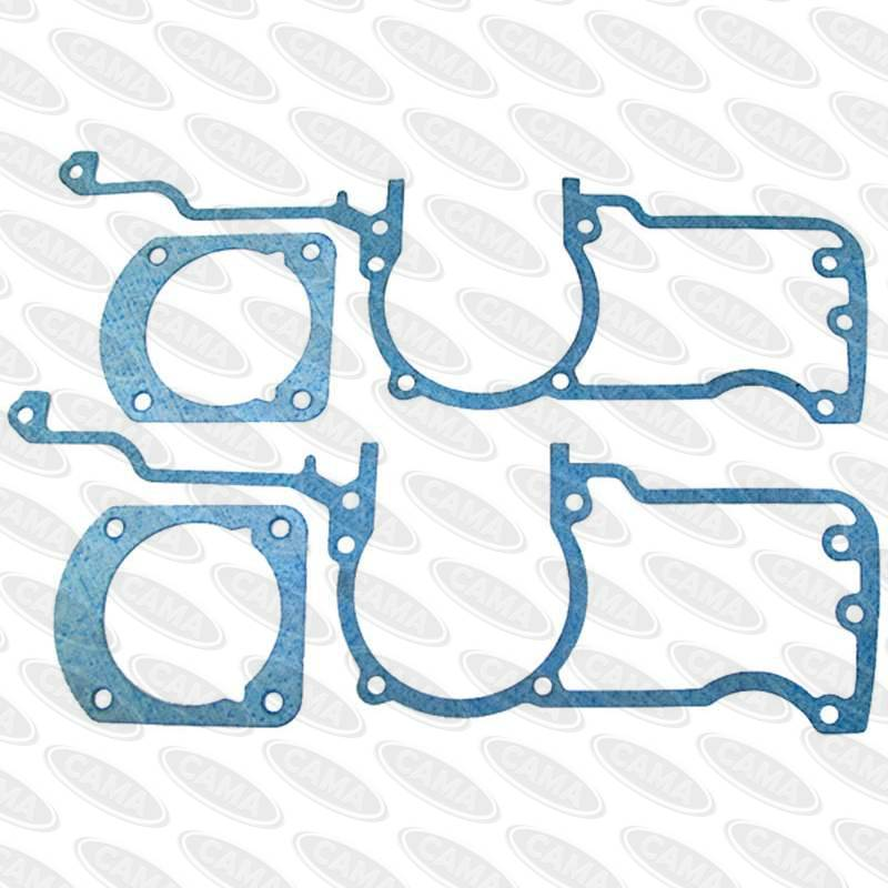 Husqvarna 61, 268, 272 OEM gasket set-Gaskets Sets-SES Direct Ltd