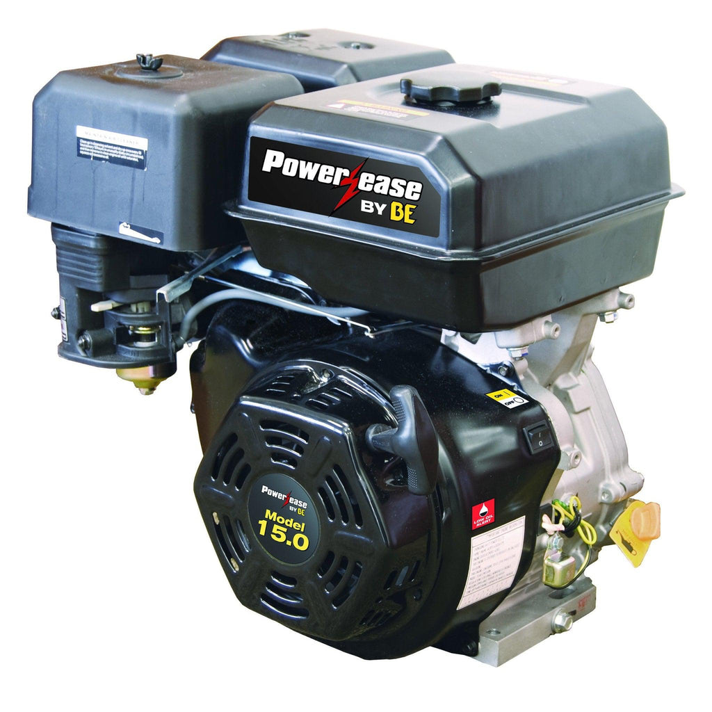 "BE Pressure Supply, PowerEase 15HP Engine 420CC 1"" Shaft-New Equipment-SES Direct Ltd"