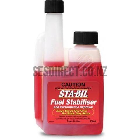 Fuel Stabiliser 236ml-Accessories-SES Direct Ltd
