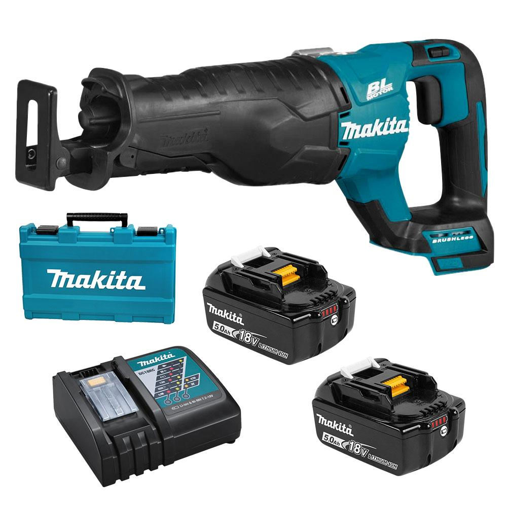 Makita Reciprocating Saw - Kit-Reciprocating Saw-SES Direct Ltd