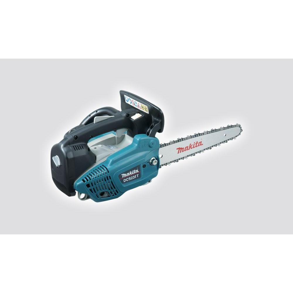 Makita DCS231T 22cc Lightweight Top Handle Petrol Chainsaw-New Equipment-SES Direct Ltd