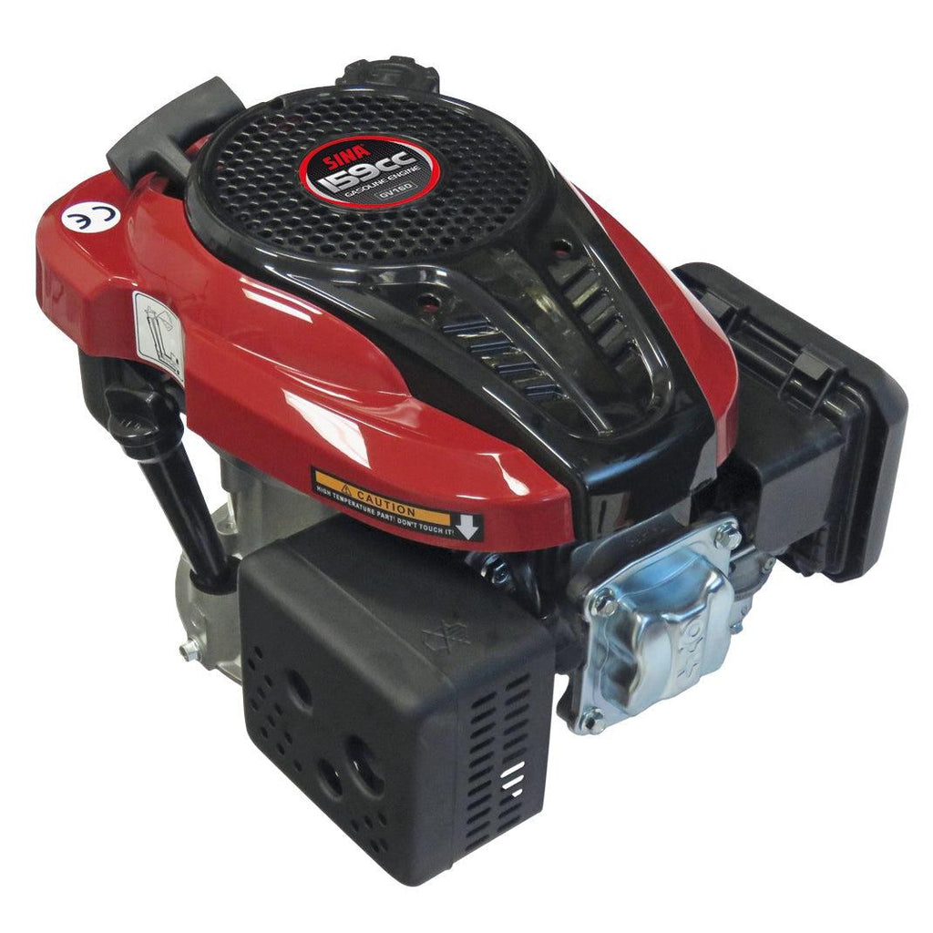 "Sina Engine • 159cc • 5.0hp 4 Stroke Engine • 7/8"" Shaft •-Engines-SES Direct Ltd"