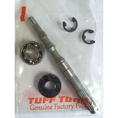 Tuff Torq Pump Shaft/Bearing Kit 1A646099950-Input Shaft-SES Direct Ltd