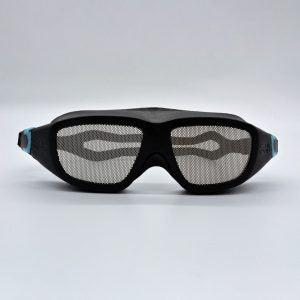 Safe-Eyes Safety Goggles - Blue XL version-Eye Wear-SES Direct Ltd