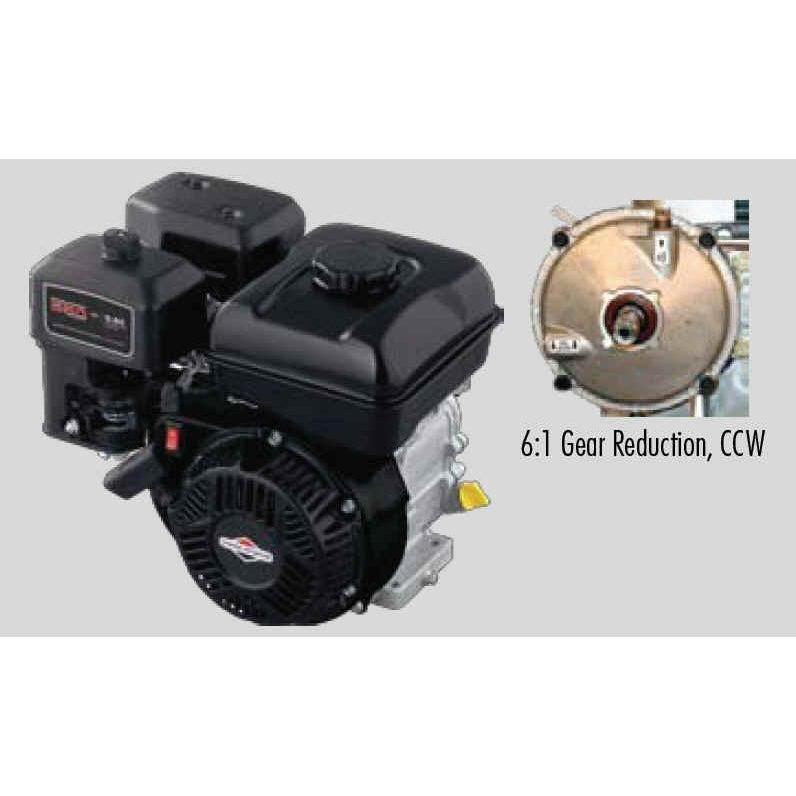 Briggs & Stratton 3.5HP 6:1 Reduction Engine-New Equipment-SES Direct Ltd