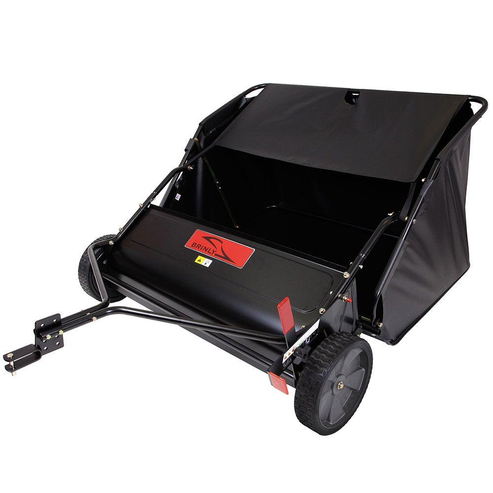 "Brinly 42"" Tow Behind Lawn Sweeper-Tow Behind-SES Direct Ltd"
