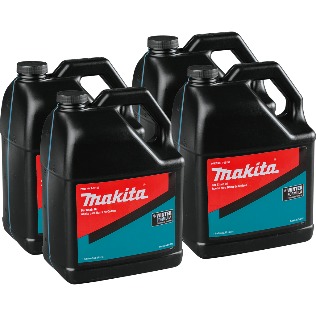 Makita 2 Stroke Oil Semi Synthetic 4lt-Oils-SES Direct Ltd