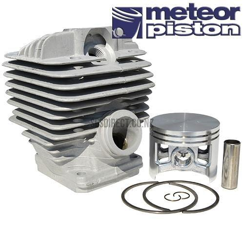 Meteor Stihl 066, MS650, MS660 cylinder kit 54mm (Aftermarket)-Cylinder kits-SES Direct Ltd