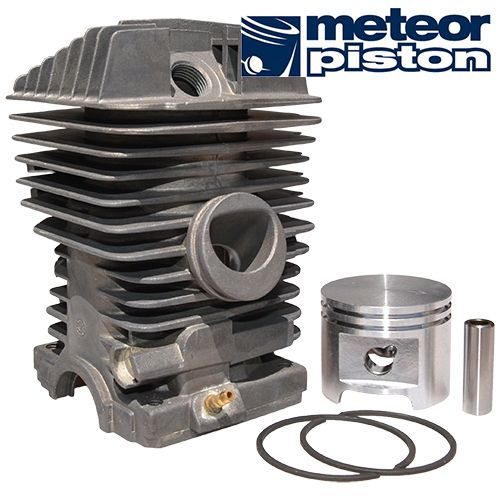 Meteor Stihl 039, MS390 cylinder kit 49mm-Cylinder kits-SES Direct Ltd
