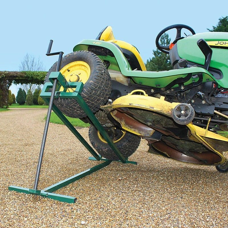 Lawn Mower lifter 400kg Lifting Device-Mower Jack-SES Direct Ltd