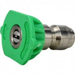 Nozzle Tip 25° Green-Quick Connect Nozzle-SES Direct Ltd