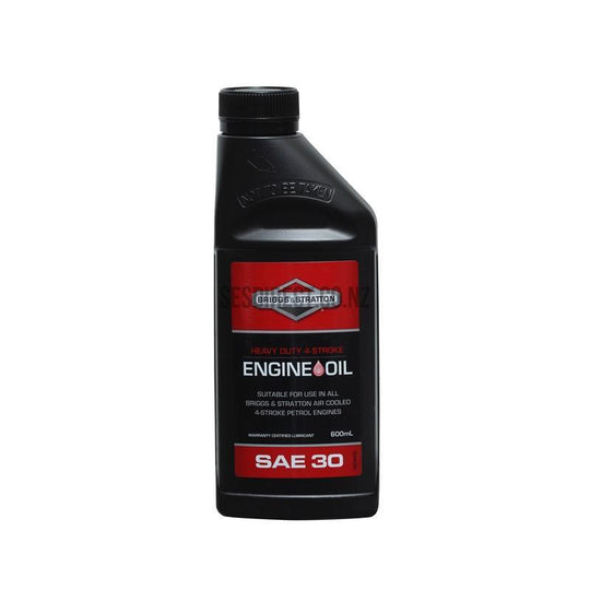 Briggs & Stratton Oil H/Duty SAE30 1Ltr-Engine Oil-SES Direct Ltd